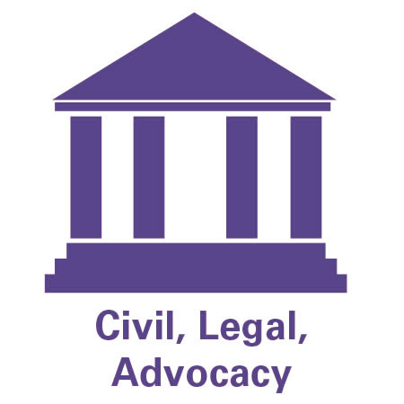 Civil, Legal, Advocacy