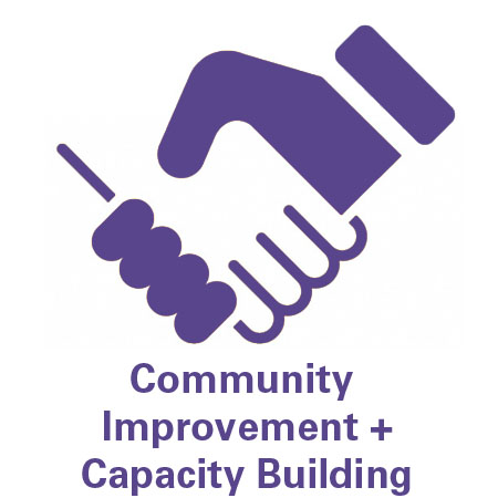Community Improvement + Capacity Building